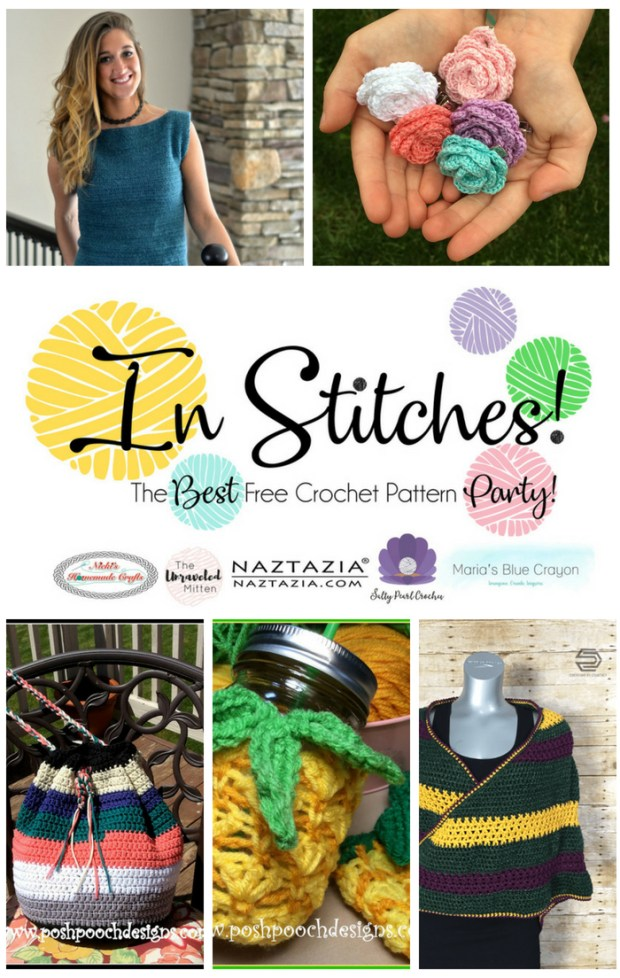 In Stitches #12 | Free Crochet Pattern | The Unraveled Mitten