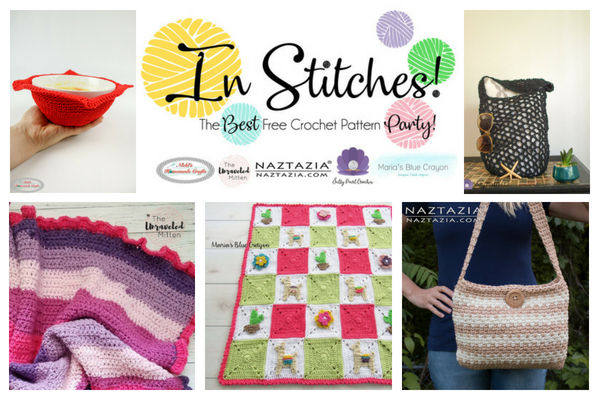 In Stitches 12 | Free Crochet Pattern | The Unraveled Mitten