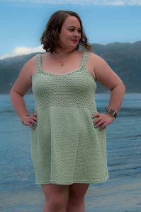 Vivo Dress by Joy of Motion | Free Crochet Pattern | In Stitches #18