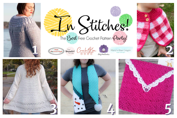 In Stitche s#29 | Best Free Crochet Pattern Party | The Unraveled Mitten