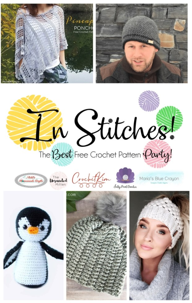 In Stitches #31 | Latest Free Crochet Patterns! | The Unraveled Mitten