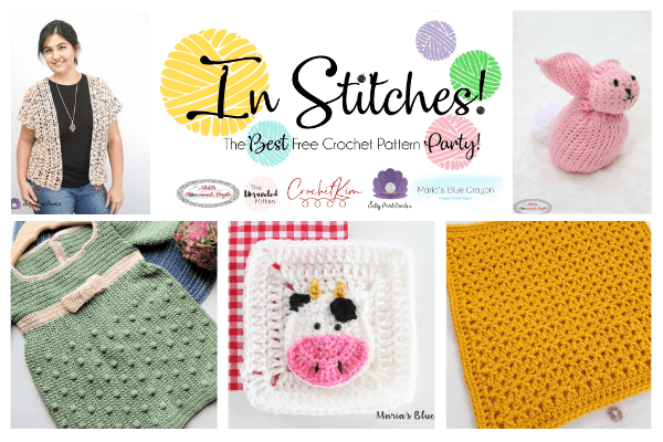 In Stitches #32 | Free Crochet Pattern | The Unraveled Mitten