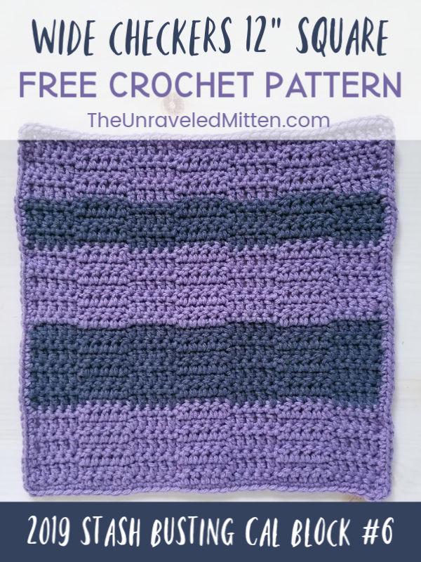 Crochet along 2019 free