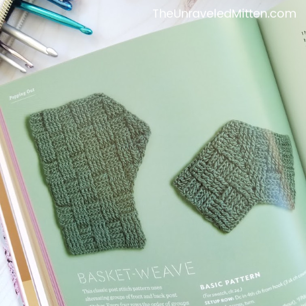 Crochet Every Way Stitch Dictionary Review, Photo Tour and Giveaway | The Unraveled Mitten