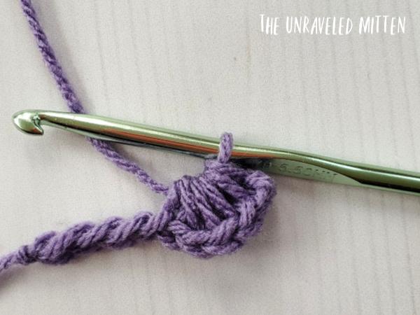 star stitch tutorial | the unraveled mitten