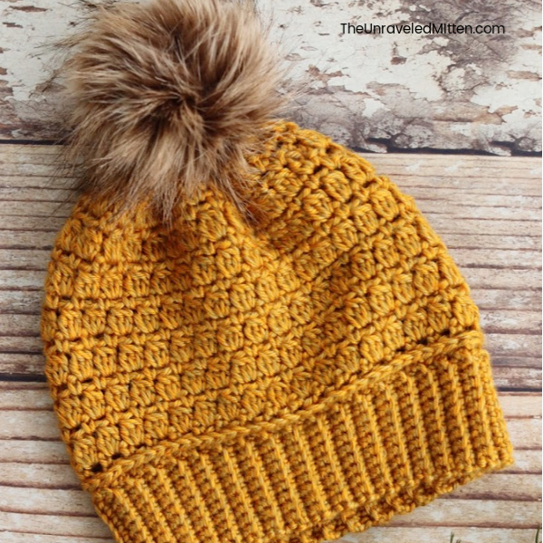 The Arcadia Beanie Crochet Pattern