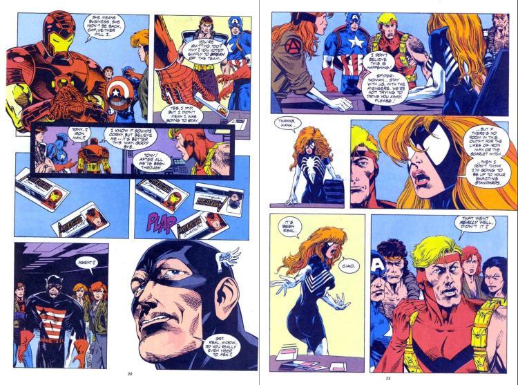 WestCoastAvengers #102 - Page 17
