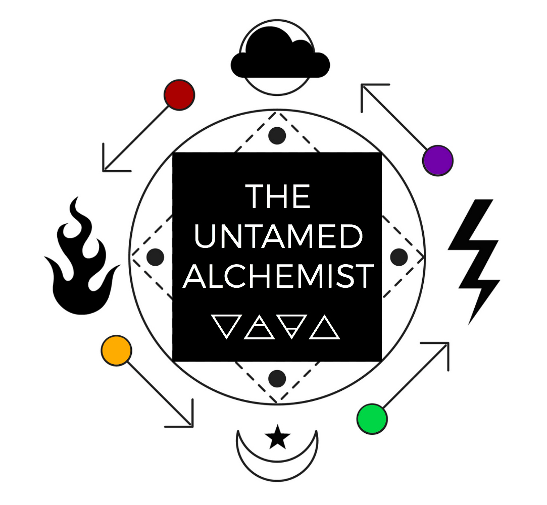 welcome to the untamed alchemist's blog