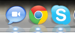 Nieuw logo Google Chrome?