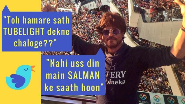 the unvisited Shahrukh Khan wins our heart once again in AskSRK session by his witty replies-min