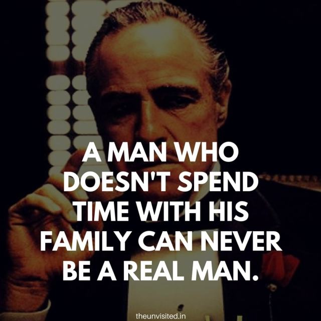 godfather quotes the unvisited movie hollywood Don Vito Corleone 11