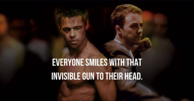the unvisited fight club quotes man motivation inspiration brad pitt