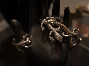 Burke Staunton's silver lizards