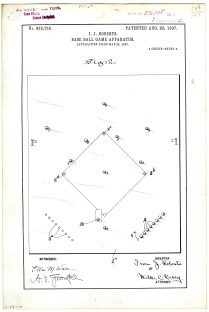 Base Ball Game Apparatus, 1907