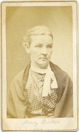 Mary Gordon. Received February 24, 1878.