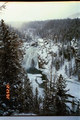 Falls, Yellowstone National Park (Local Identifier: 412-EPD-mediaPSA000e.jpg)