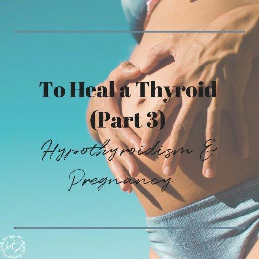 pregnancy and hypothyroidism