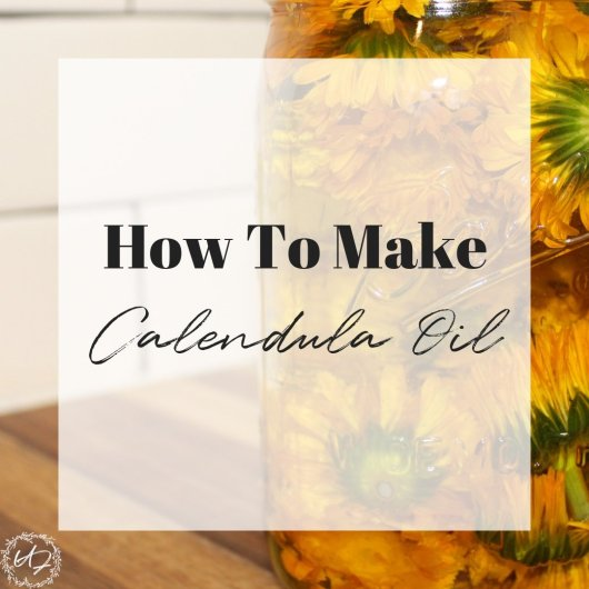 The calendula flower has many AMAZING benefits. How to make your own healing calendula oil. This calming calendula herb is the natural answer you need for skin, wounds, acne, burns, cut, scrapes, rashes and so much more! #calendulaoil #diyskincare #calendulaoildiy #herbalremedies #medicinalherbs #calendulauses #howtomakecalendulaoil #calendualoilbenefits
