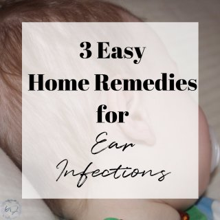 3 Natural ear infection home remedies for kids, babies (or adults) that work quick. For natural remedies for that painful ear infection with items you likely have in your kitchen right now!