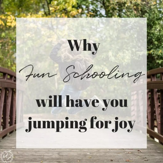 Homeschooling and homeschool curriculum decisions can be difficult! Fun-Schooling what it is and why do it. Out with the old, rigid,