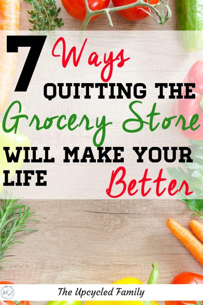 grocery store alternatives