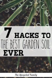 To a gardener the soil is an important matter. Just because it is important doesn't mean it has to be expensive. 7 hacks to get the best garden soil for free or (ALMOST) free. #gardensoil #gardensoilimprove #gardensoiltips #bestgardensoil #gardensoilamending #gardensoilimprovement #healthysoil #gardensoil #soilimprovement #gardenpreparation