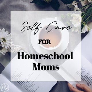 Self-care for the homeschool mom, may seem like a fairy tale dream. With these 25 easy ways to implement self-care as a homeschool mom, self care will no longer be the last thing on the priority list!