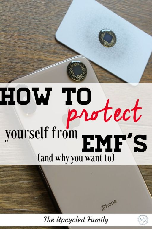 EMF protection. 5G protection