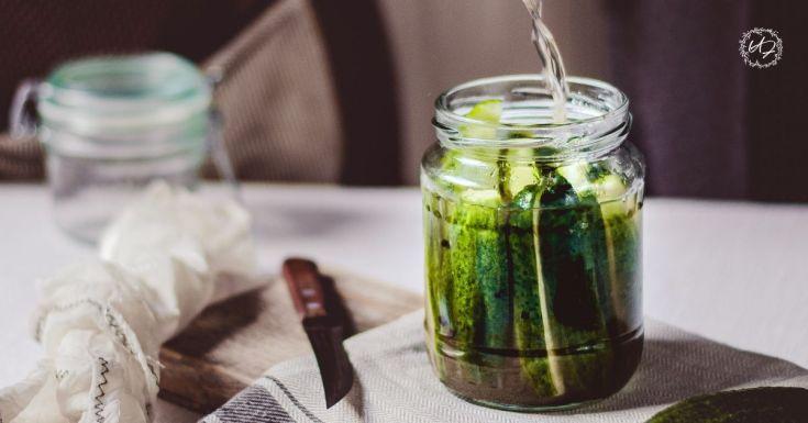 best homemade pickle recipe