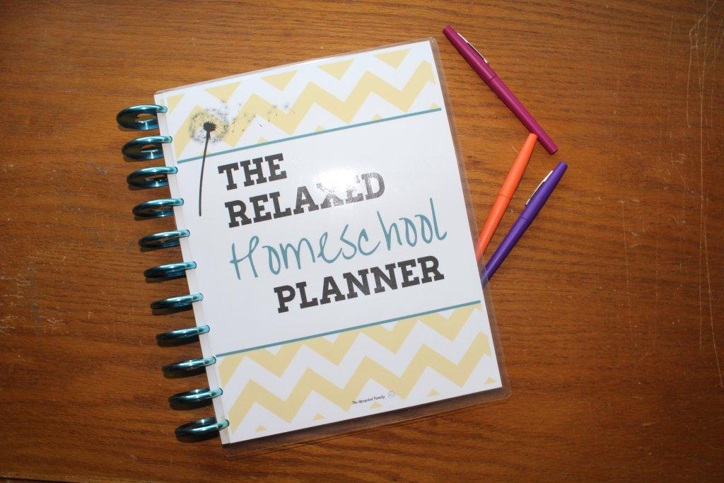 diy homeschool planner
