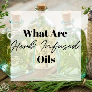 What are herbal oils or herb infused oils? The much older, more eco-wise, and more budget friendly cousin to essential oils. What are herbal oils or herb infused oils, how to make them and how to use them in your every day life. #herbalinfusedoil #howtomake #herbs #herbaloil #naturalremedies #health #DIY #infusion #skincare #benefits