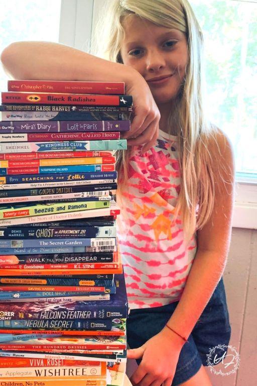 homeschool reading challenge