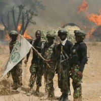 Nigerian 155 Task Force Battalion Clears Terrorists Out Of Dicheri