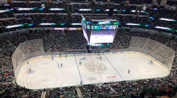 Stars Get Worked Over in 3-0 Loss to Kings