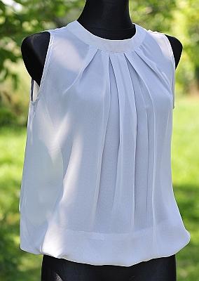 polish blouse