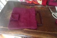 plum suede bag (8)