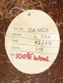 Danco Label