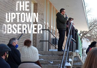 Photo by Daniel Thompson/The Uptown Observer.