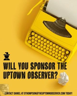 mandate; sponsor; kenosha; uptown observer