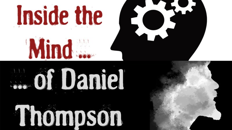 daniel thompson; mind; thoughts; george floyd; floyd; derek chauvin; chauvin; mind; thoughts; daniel thompson; kenosha
