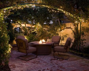 outdoor patio lighting ideas the