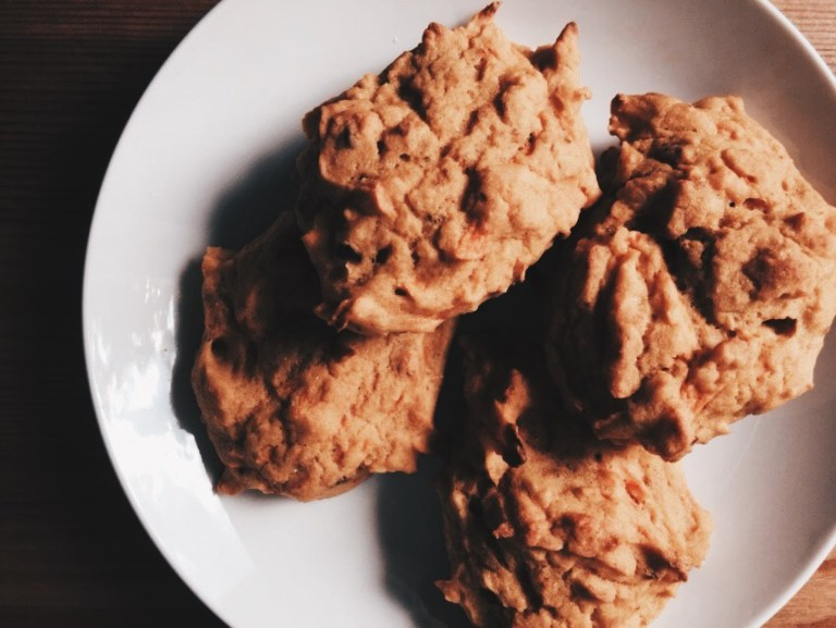 Cookie Dough Cookies