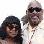 Jay& lovely wife Donna