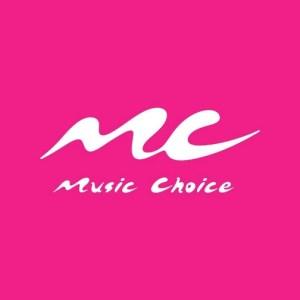 Music Choice logo pink