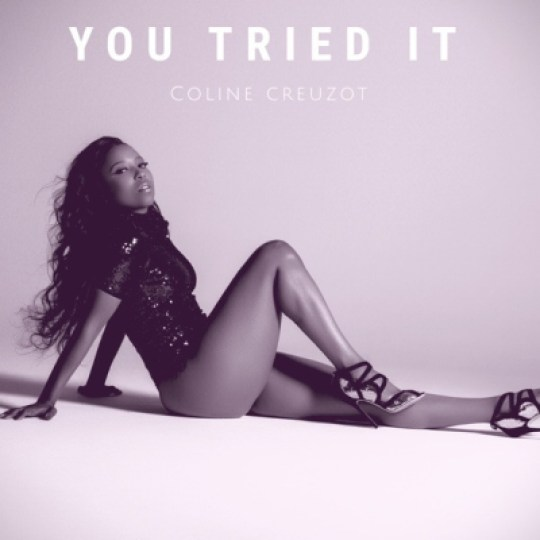 Coline You Tried It cover