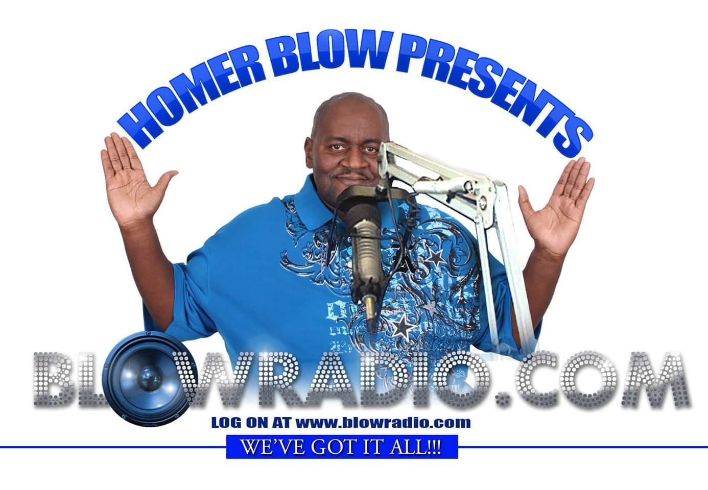 HOMER BLOW RADIO