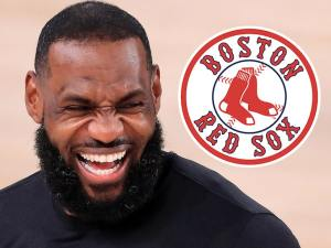 LeBron and Red Sox