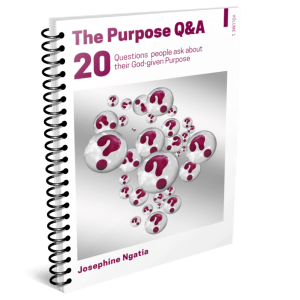 The Purpose Q&A: 20 Questions people ask about their God-given purpose
