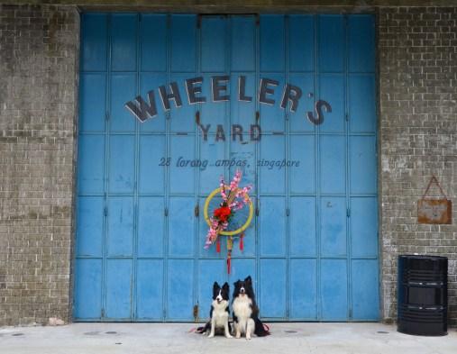 Wheeler's Yard