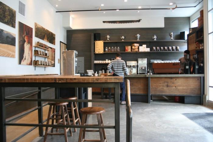 Coffee, Portland, Oregon, Shops, Coffee Shops, Coava, Coava Coffee, Coava Coffee Roasters
